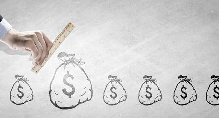 measuring money