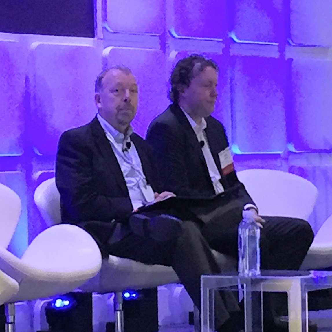 Mike Cagney Todd Baker Face Off at Marketplace Lending and Investing Conference