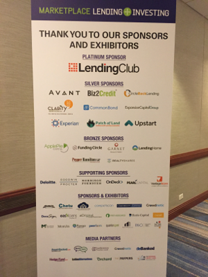 marketplace lending and investing conference