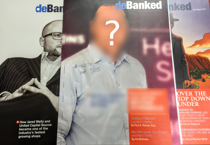 deBanked Magazine Nov/Dec