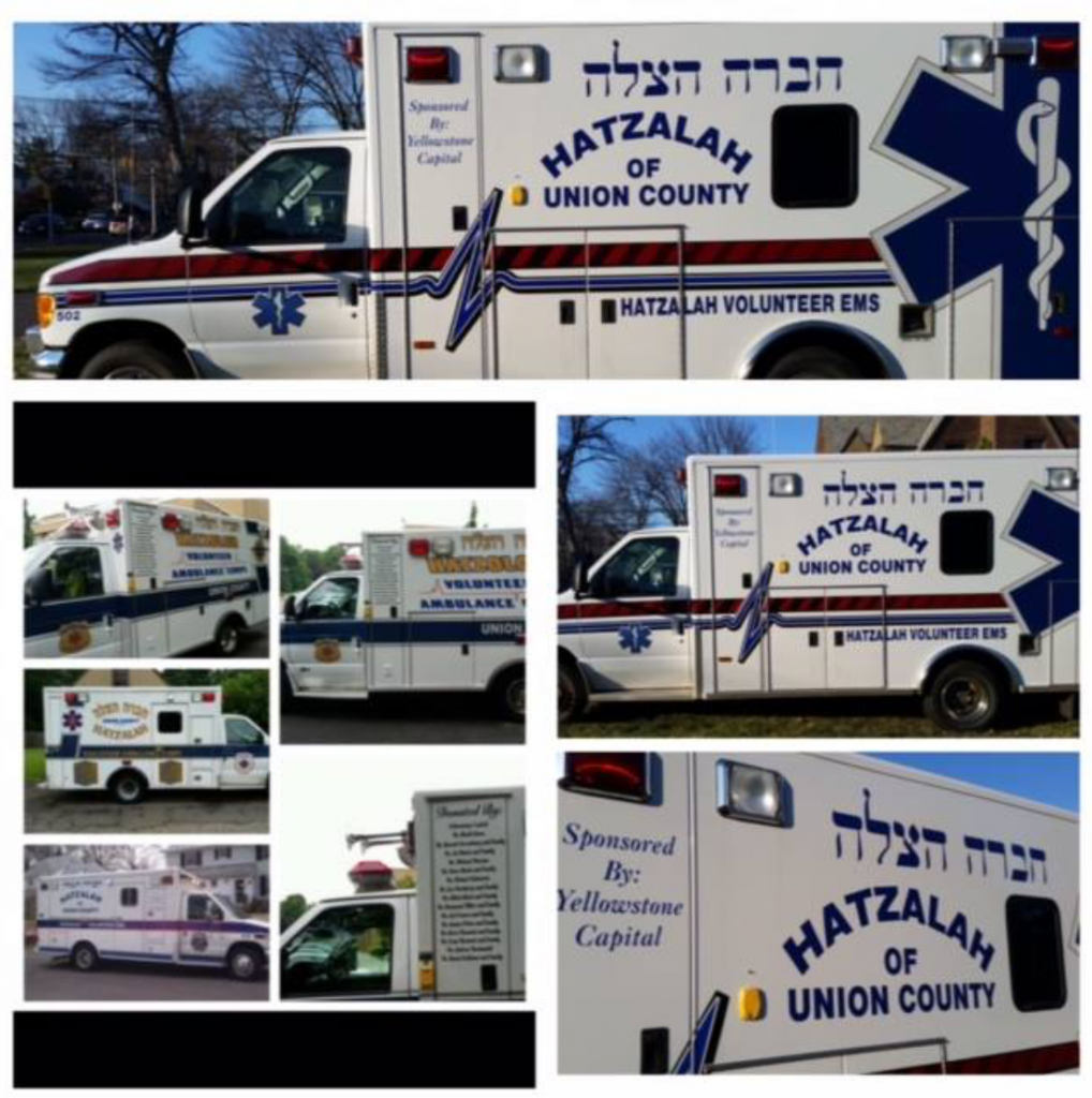 Hatzalah of Union County