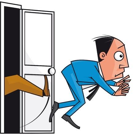 Kicking out a broker