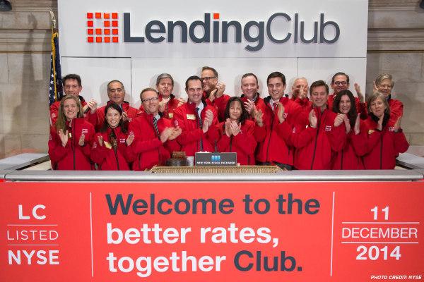 Lending Club stock