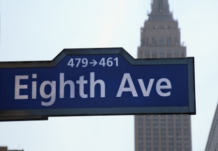 eighth avenue, nyc