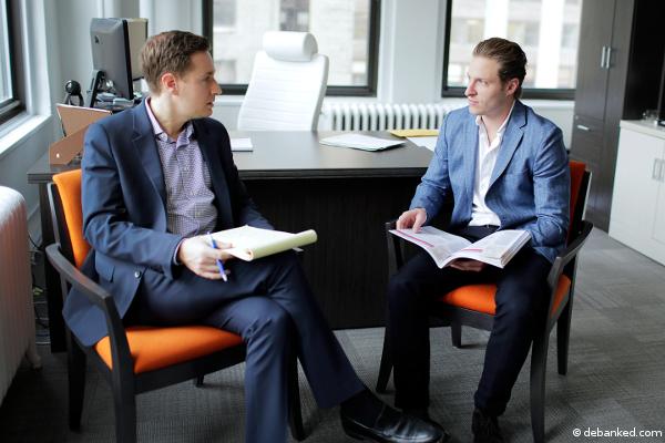 Jared Feldman and Dan Smith Fora Financial