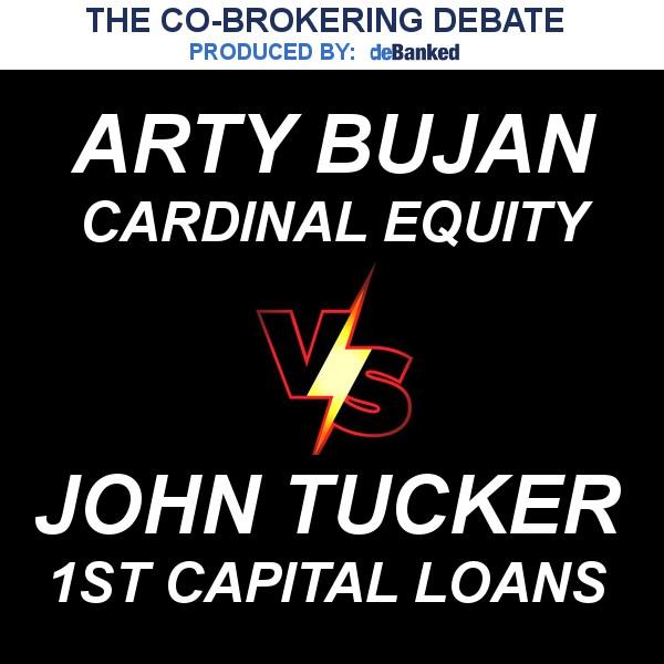 cobrokering loans and merchant cash advances