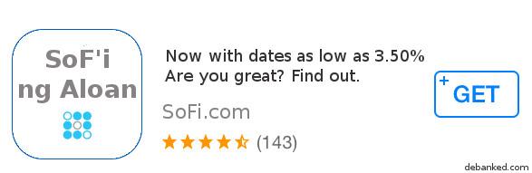 SoFi dating app