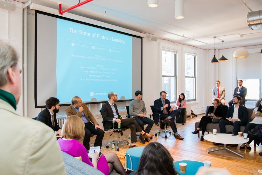 CommonBond State of Fintech Panel