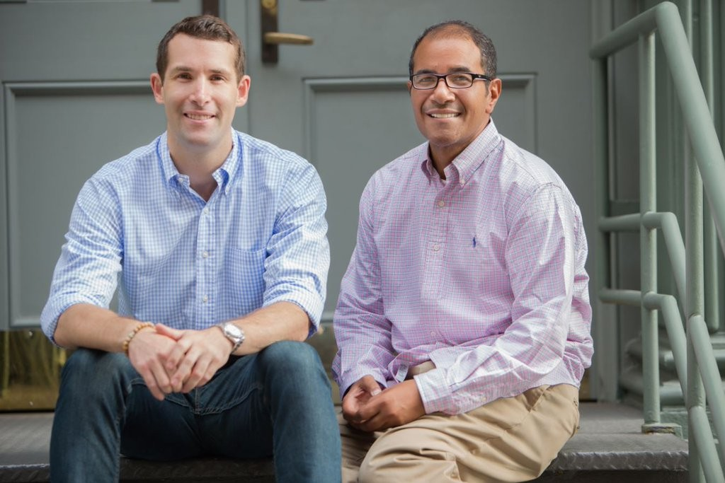 Herio Capital - Patrick Janson (left) and Sherif Hassan (right)