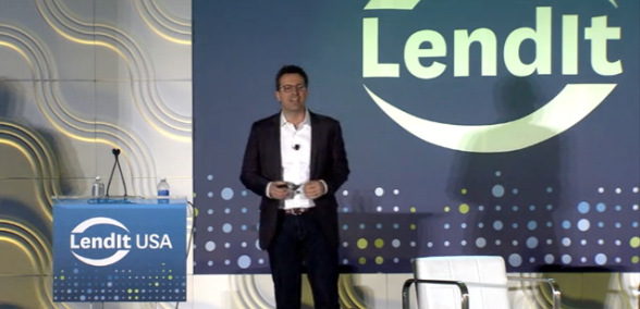 Noah Breslow OnDeck CEO at LendIt
