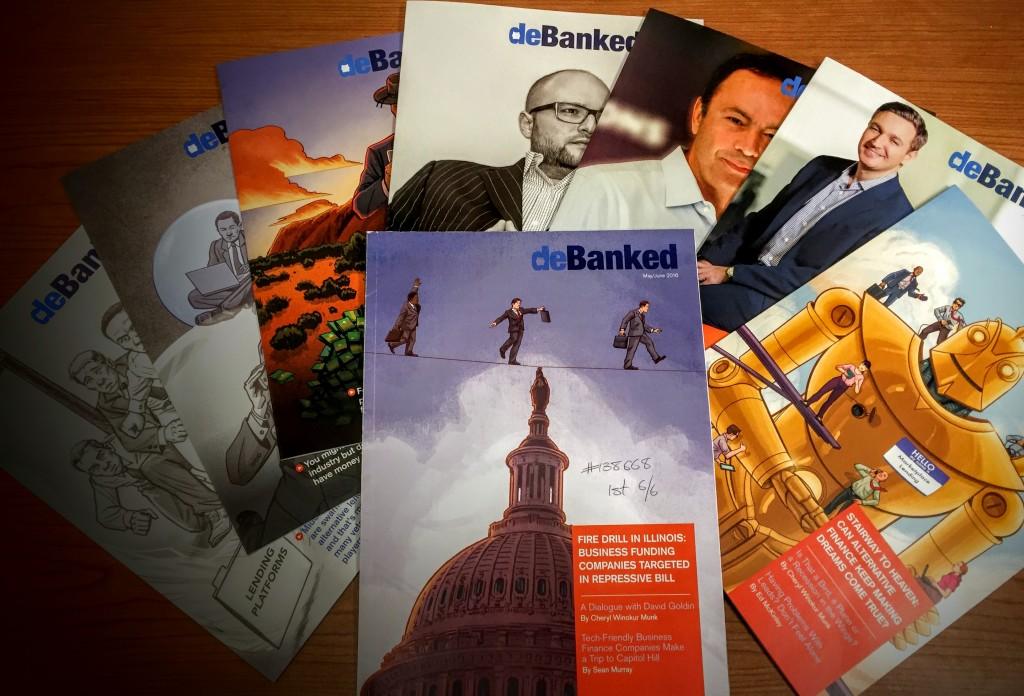 deBanked Magazines
