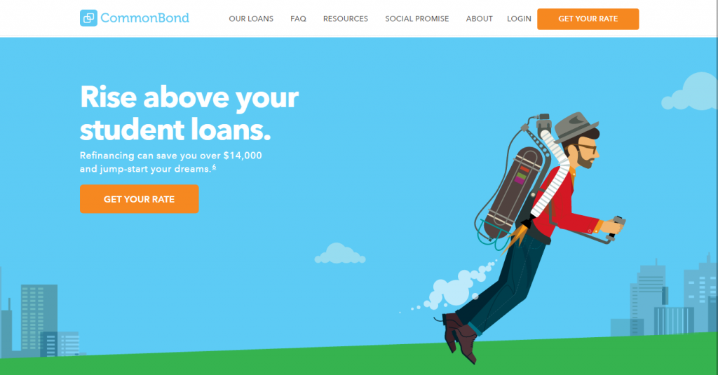 CommonBond  Student Loan Refinancing   Consolidation