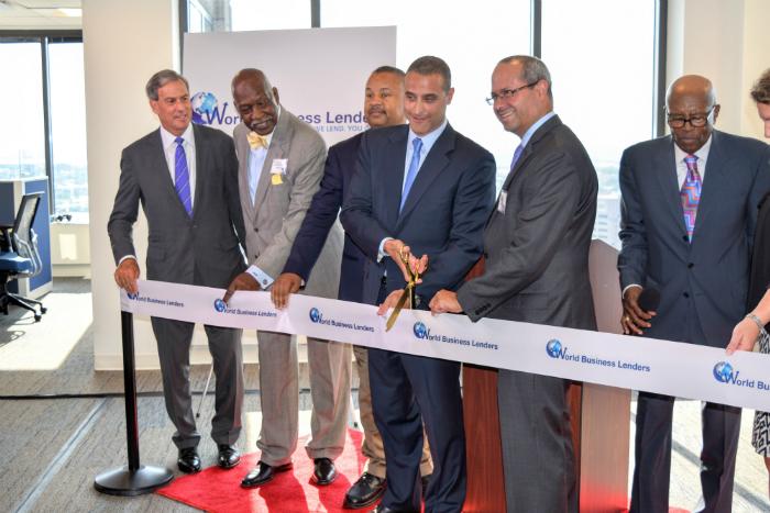 World Business Lenders Ribbon Cutting Jersey City