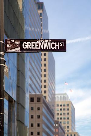 Greenwich Street, NYC