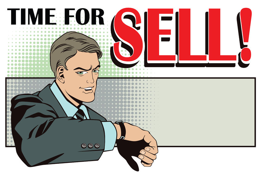 time for sell