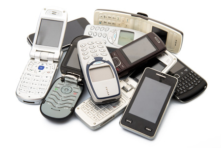 lots of phones