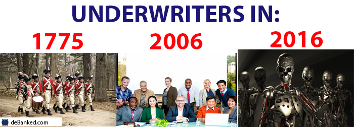 small business finance underwriters