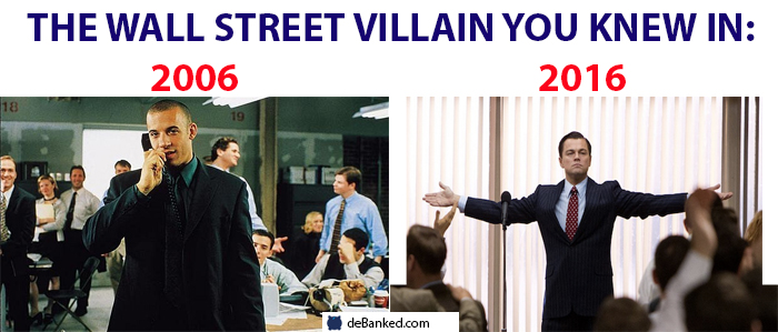 Wall Street Villains