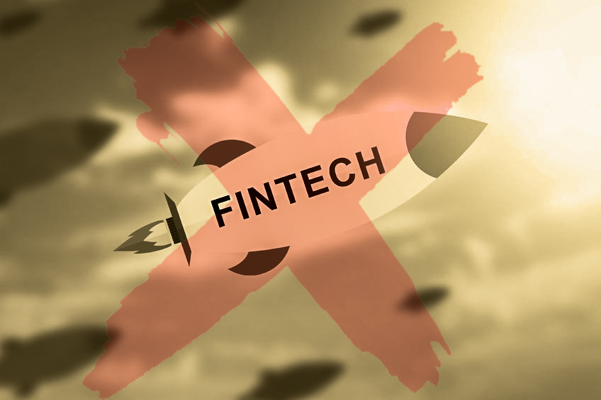 End of the word fintech?