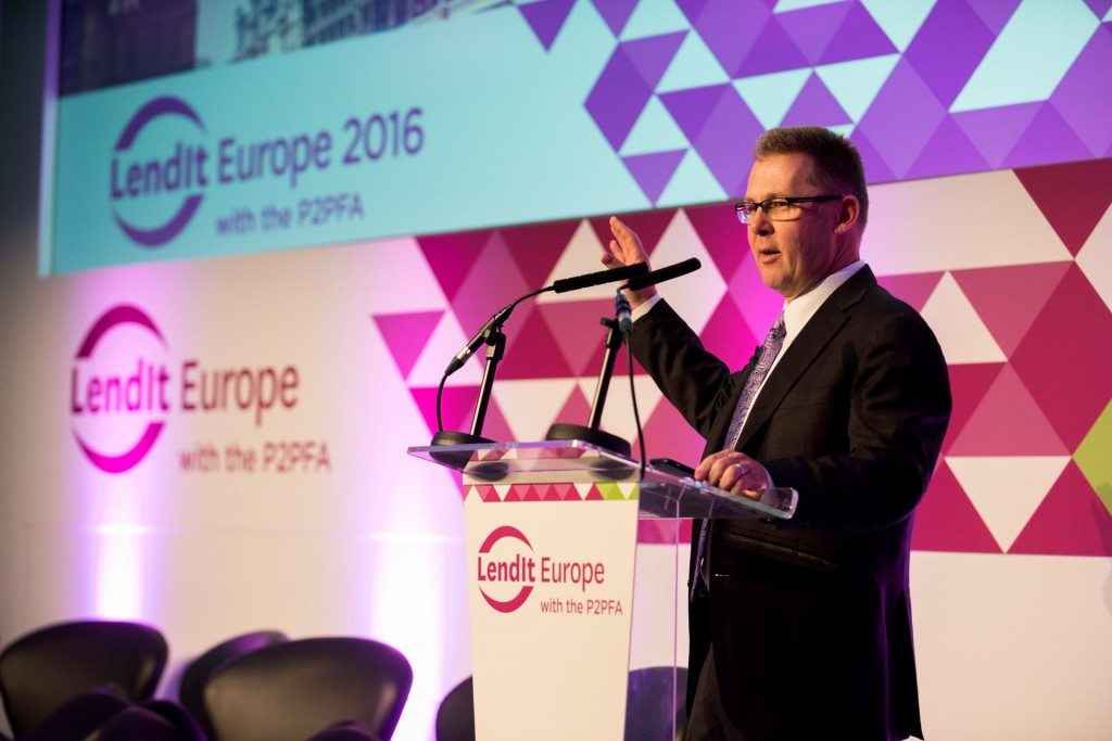 LendIt Europe - Peter Renton
