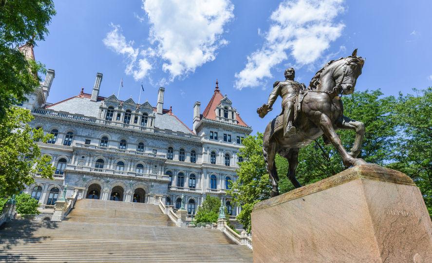Albany, NY - Capitol Building