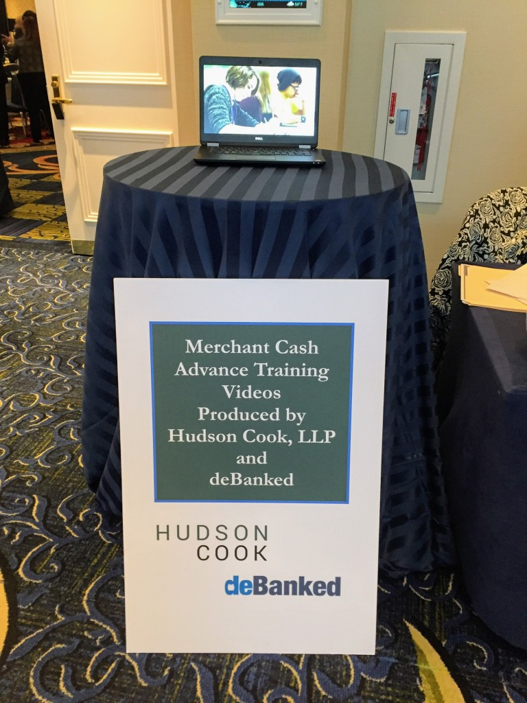Merchant Cash Advance Training