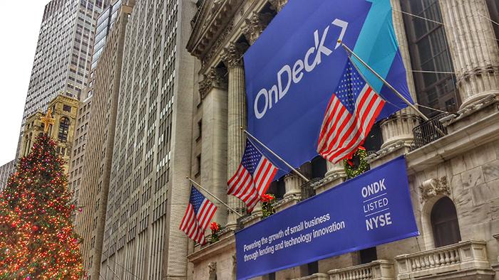 OnDeck NYSE