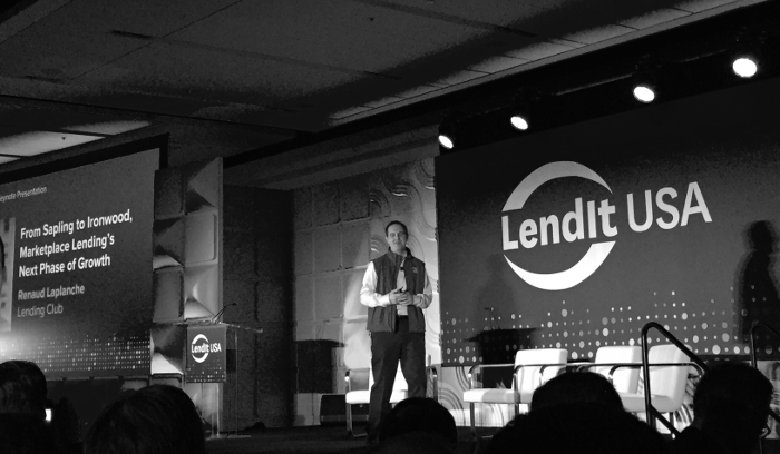 Renaud Laplanche at LendIt