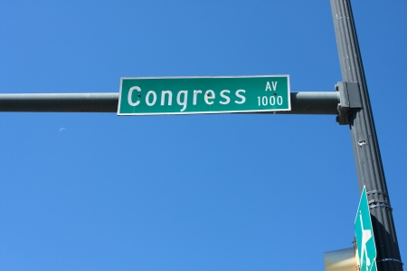 Congress Avenue, Austin, TX