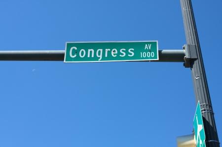 Congress Avenue, Austin, TX