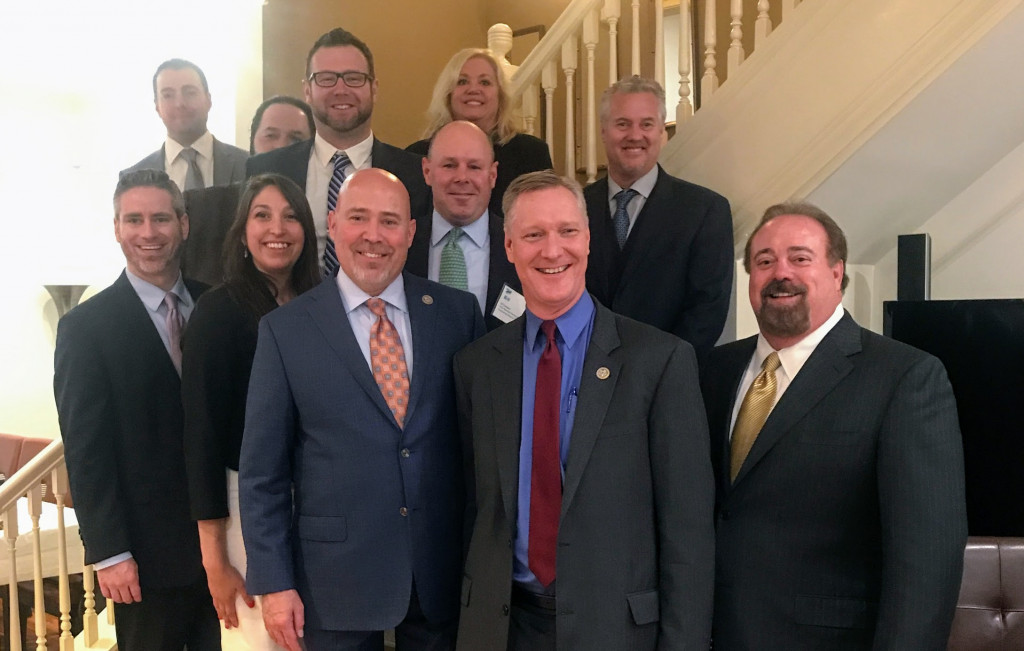 Commercial Finance Coalition With Congressman Tom MacArthur (NJ) and Congressman Steve Stivers (OH)