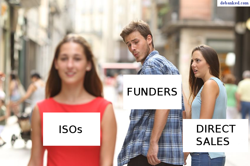 ISOs vs Direct Sales