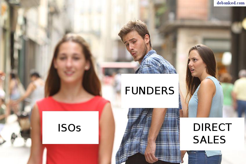 ISOs vs Direct Sales