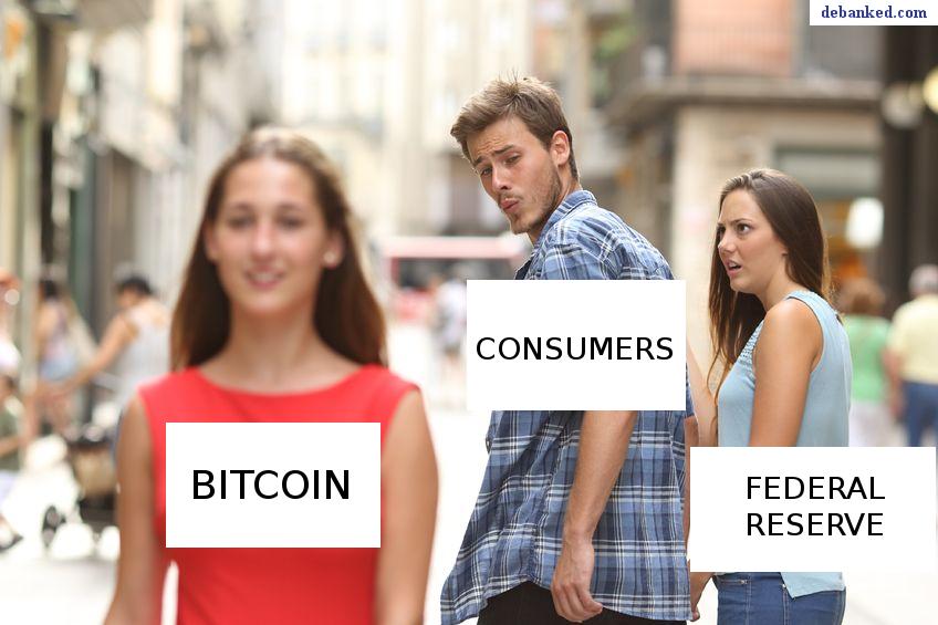 bitcoin vs dollars