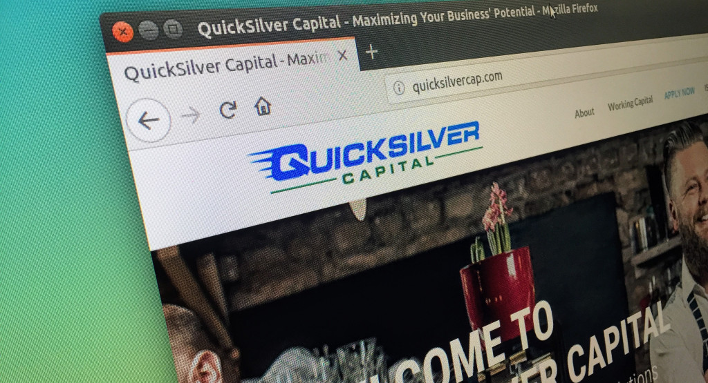 Quicksilver Capital Website