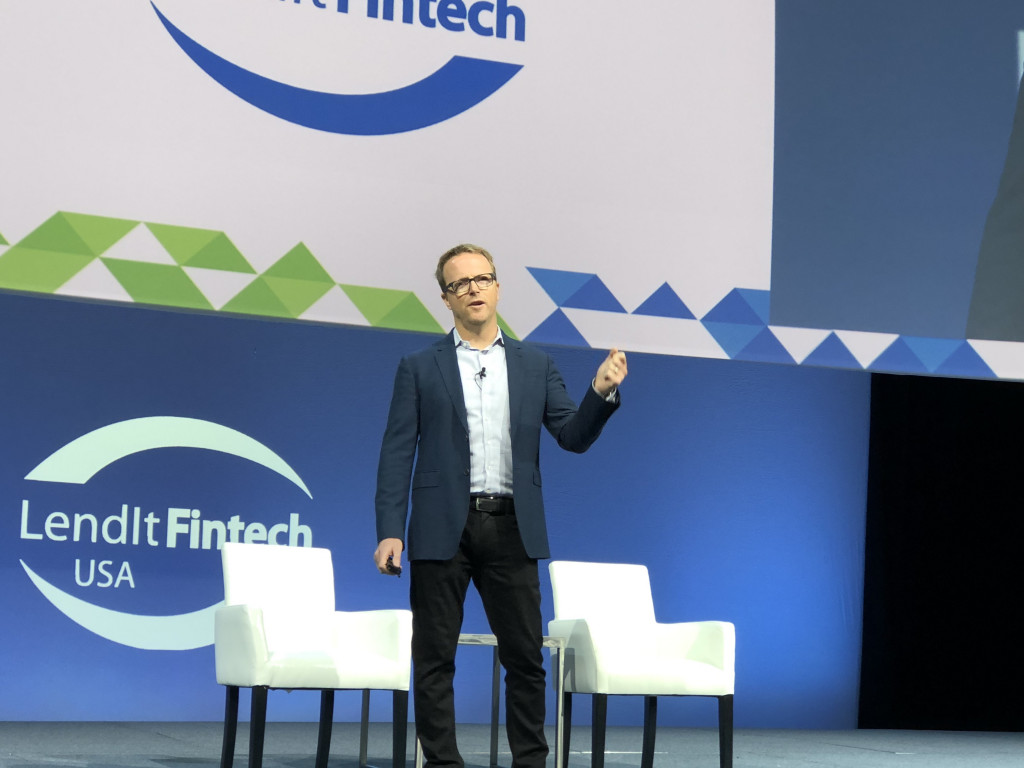 Scott Sanborn, Lending Club