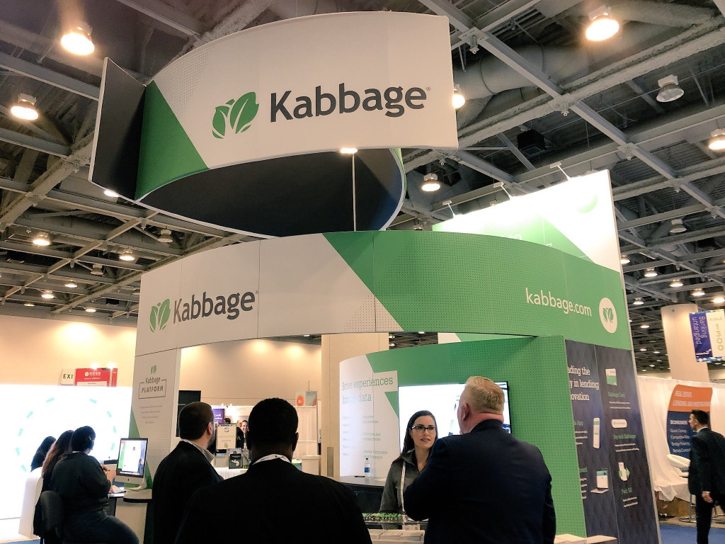 Kabbage Booth, Lendit