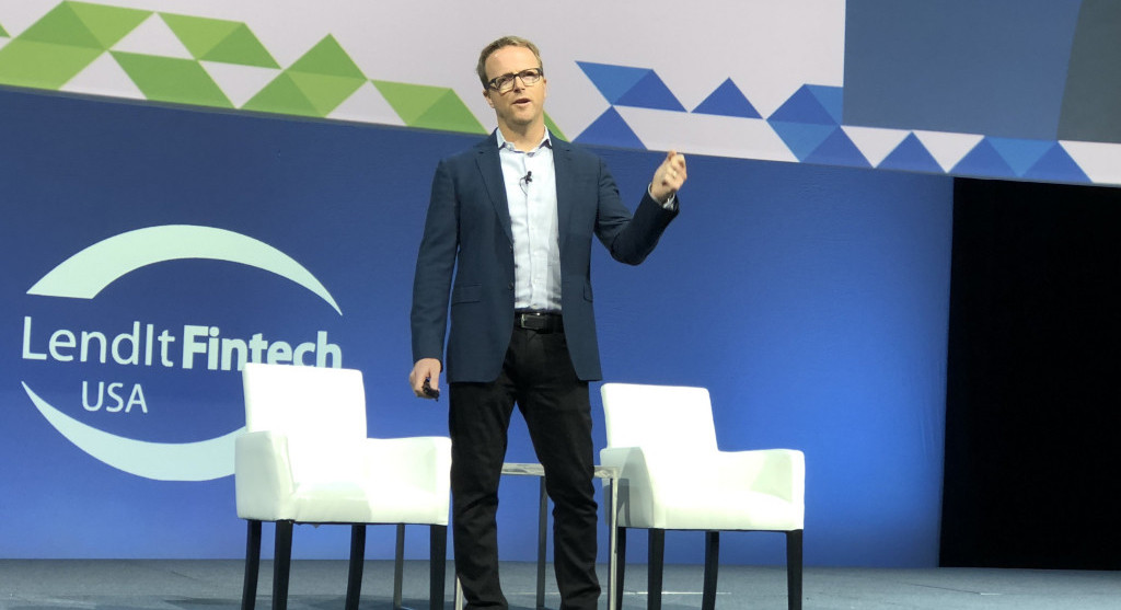 Scott Sanborn, Lending Club CEO