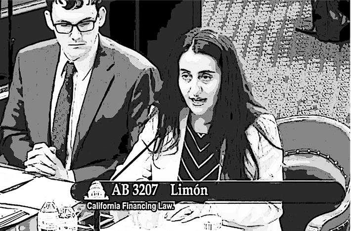 AB 3207 - Bill Author Limon