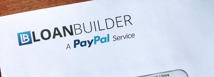 PayPal LoanBuilder