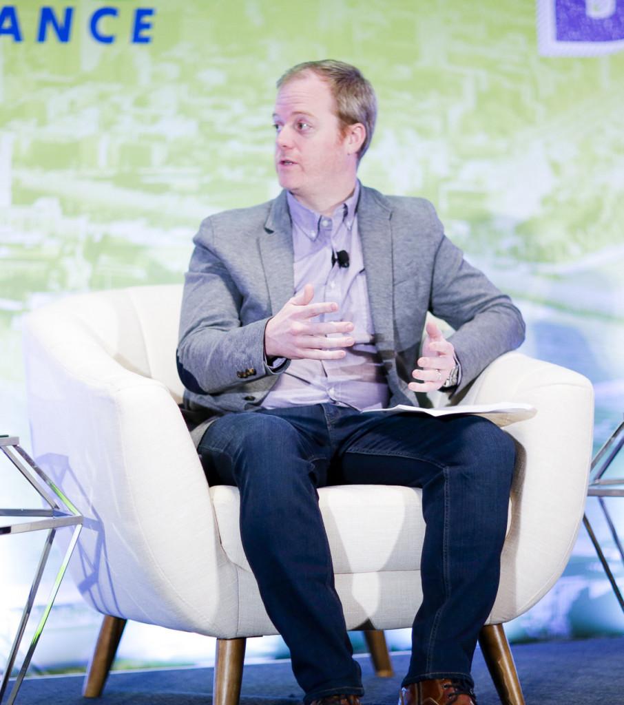 Justin Bakes Forward Financing