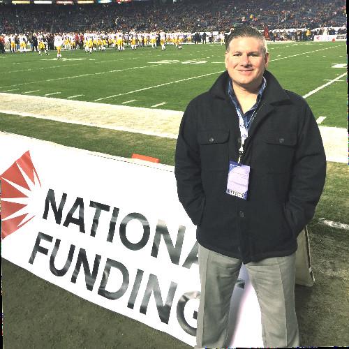 Justin Thompson National Funding
