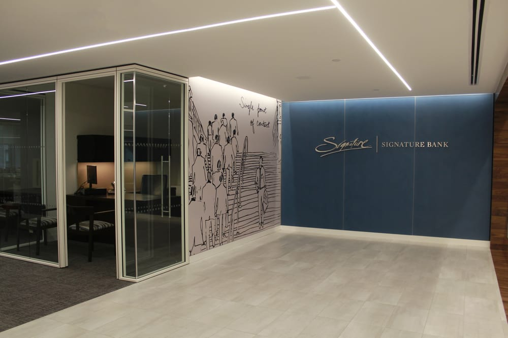Signature Bank in NY