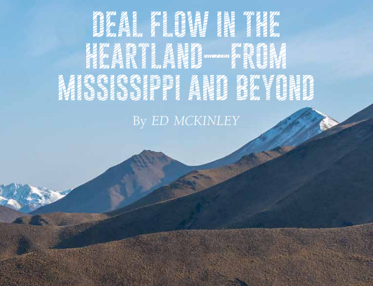 deal flow in the heartland