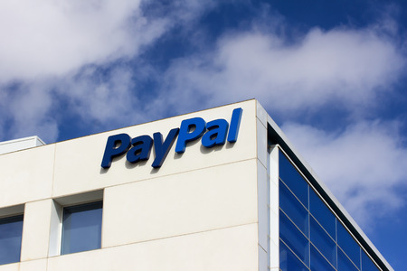 paypal building