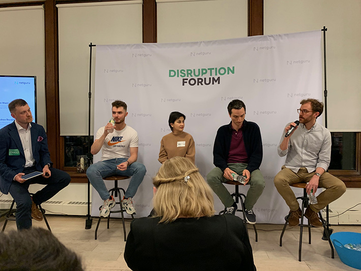 Fintech Disruption Forum