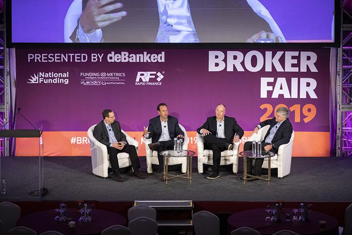 Great Debate 2019 Broker Fair
