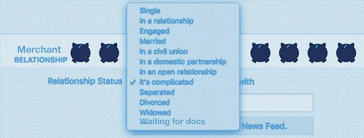 merchant relationship status