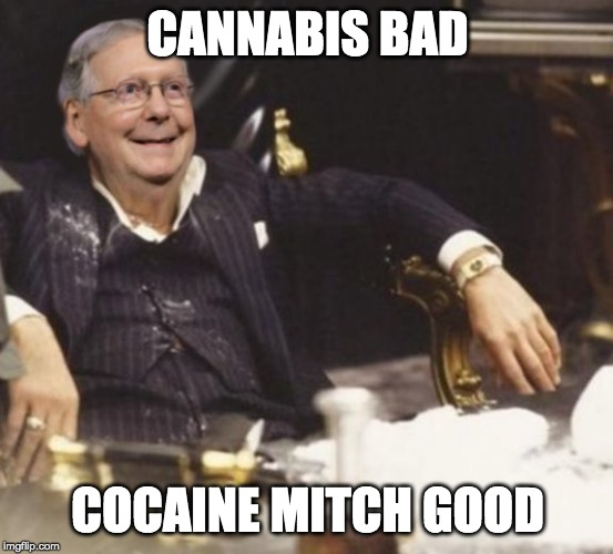 Cocaine Mitch