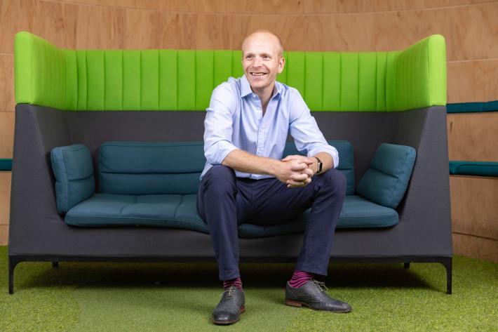 funding circle co-founder james meekings